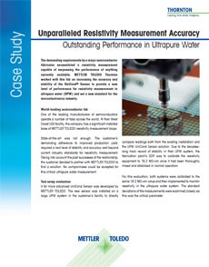 Measure resistivity