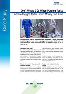Caso di studio misuratore portatile di ossigeno