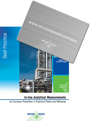 Best Practice Guide: In-line Analytical Measurements for Corrosion Prevention in Chemical Plants and Refineries