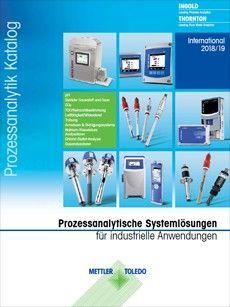 Prozessanalytik-Katalog 2018/2019