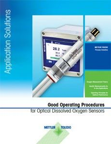 Good Operating Procedures (GoP) for Optical Dissolved Oxygen Sensors