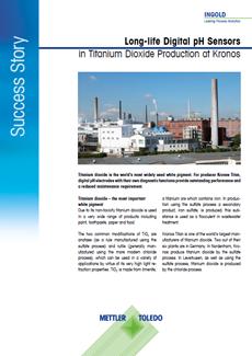 Success Story: ISM Increases pH Sensor Lifespan