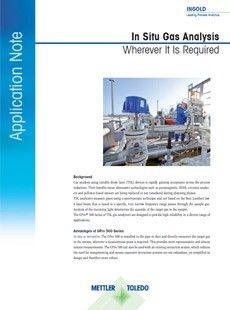 In-situでのガス分析 - 必要なプロセスで直接測定