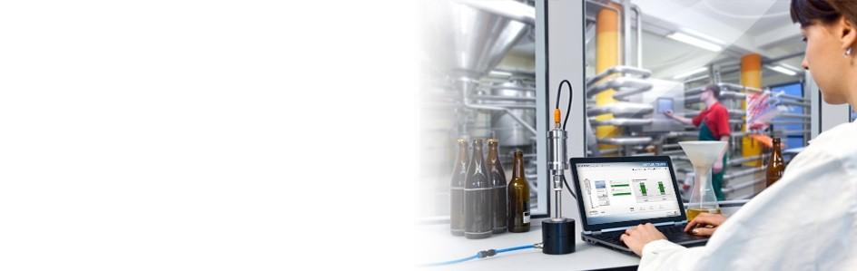 Intelligent Sensor Management for Brewing Processes