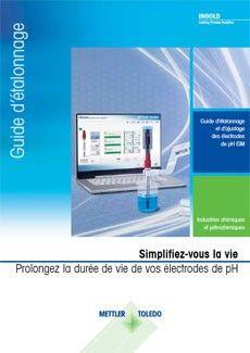 Guide d'étalonnage de l'électrode de pH