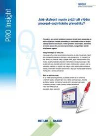 Řada PRO Insight: Jak vybírat procesní analytický převodník