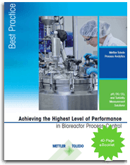 FREE 40-page eBooklet for bioreactor process control
