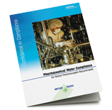 Complimentary Guide: Water Compliance for Global Pharmacopeia Requirements