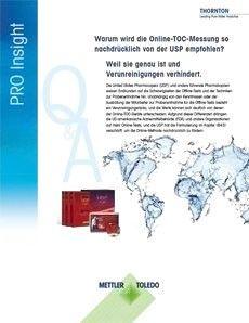 PRO Insight-Serie: Wir beantworten Ihre Fragen zu Pharmawasser