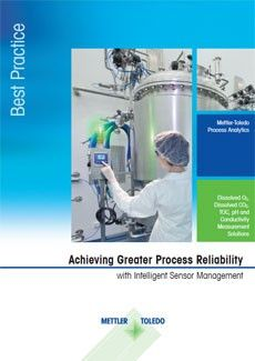 Free guide: Achieving Greater Process Reliability with Intelligent Sensor Management