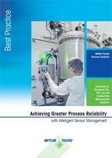 Für höhere Prozesszuverlässigkeit mit Intelligent Sensor Management (ISM)