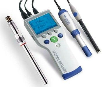 Dissolved Oxygen Meters and Sensors for Laboratory and Process Applications