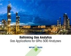 Complimentary eBooklet: Gas Applications for GPro 500 Analyzers