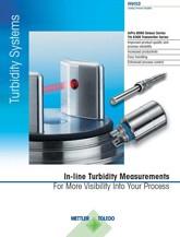 탁도 측정 시스템 제품군 기술자료(NEW!)