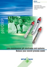 Family Flyer CPI Low-maintenance pH-Electrodes
