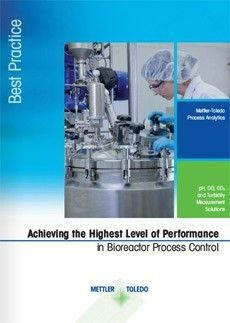 eBooklet to achieve the Highest Level of Performance in Bioreactor Process Control