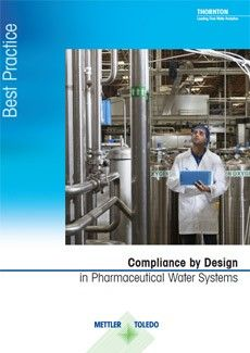 Guide: Compliance by Design in Pharmaceutical Water Systems
