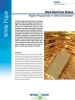Higher Productivity in Wet Chlorination