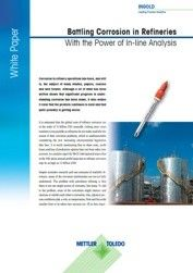 White Paper: Battling Corrosion in Refineries