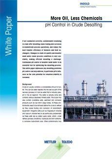 Crude desalting white paper