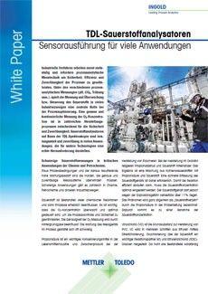 Gasanalytik in der chemischen Industrie