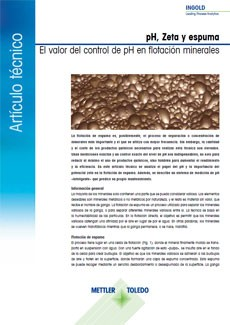 White Paper: Wert der pH-Steuerung bei der Mineral-Flotation