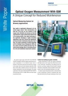 White Paper: Optical Oxygen Measurement