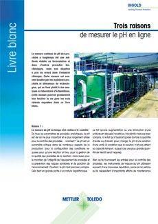 Mesure du pH en ligne