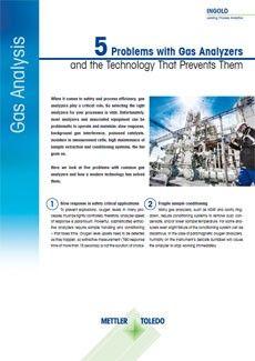 Process Gas Analyzers – 5 Problems