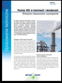 Opracowanie techniczne: Czujniki TDL dla wszystkich procesów — analizatory gazu z łamaną ścieżką optyczną