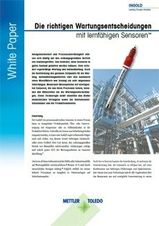 White Paper: Lernfähige Sensoren