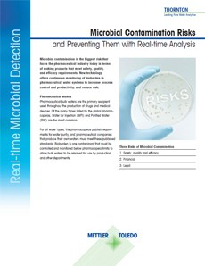 Reduce Microbial Risk