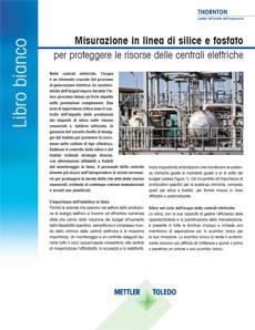 Libro bianco sulla misura del fosfato