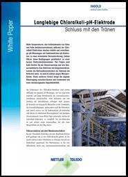 White Paper: Durable Chlor-Alkali pH Electrode