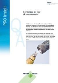 How reliable are your pH measurements?