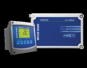 4000TOCe Total Organic Carbon Sensor and M300 Transmitter