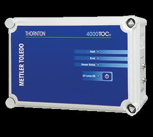 Sensor 4000TOCe zur Bestimmung des Gesamtgehalts an organischem Kohlenstoff