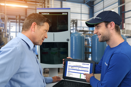 Automated Calibration Ensures Repeatability