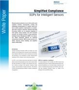 New white paper explains how ISM measurement systems can reduce the SOP burden