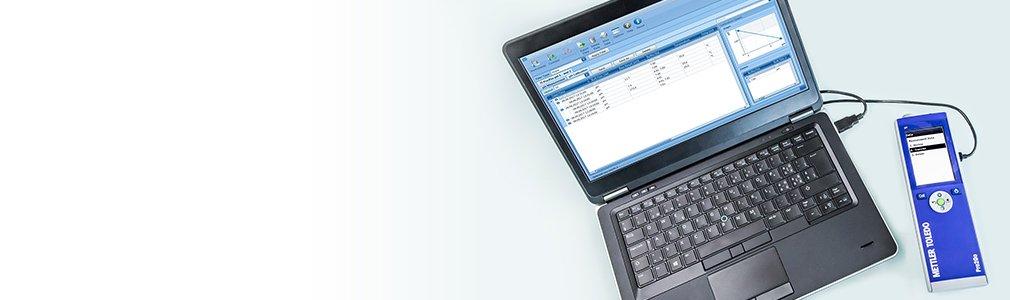 Einfach zu bedienende Benutzeroberfläche und Datenspeichersystem