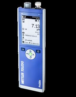 Bärbar pH-mätare Pro2Go