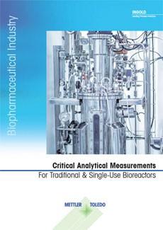 Guide de l'analyse industrielle dans les bioprocédés