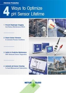pH sensor lifetime