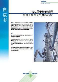 白皮书:适用于所有过程的 TDL — 折叠路径气体分析仪