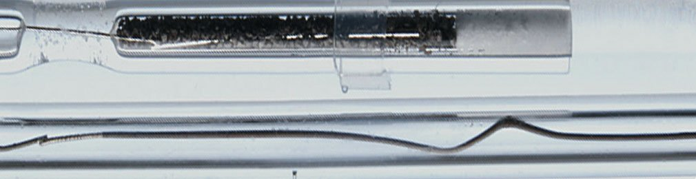 pH glass sensors