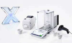 Software for Laboratory Weighing - Balances and Scales