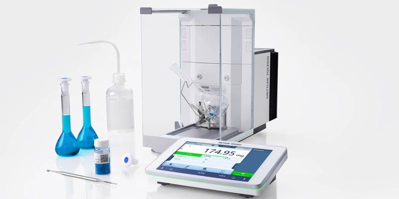 Go Beyond Weighing with XPR Analytical Balances
