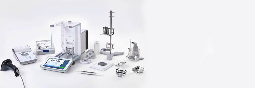 Efficient Weighing with Smart Accessories