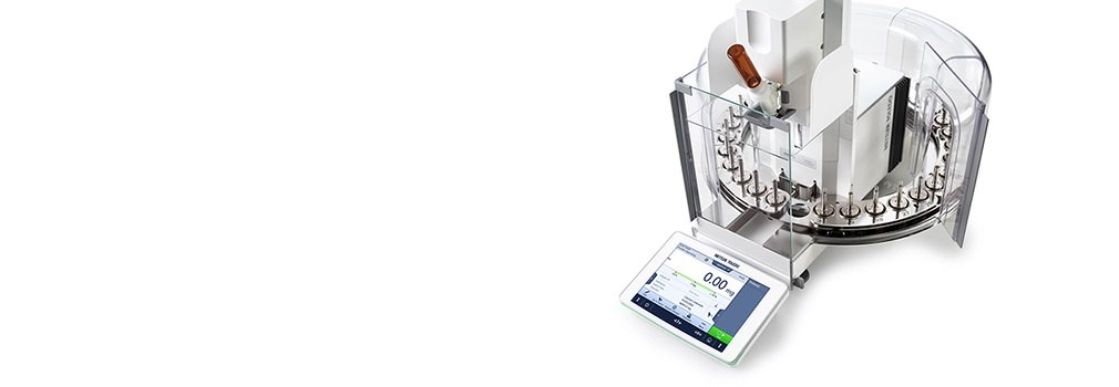 Automated Weighing: Increased Productivity and Throughput