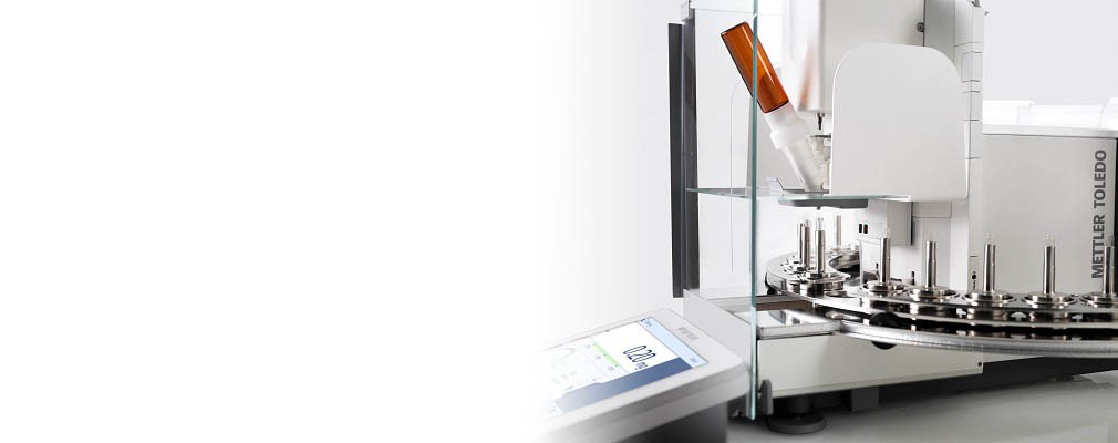 Automated Capsule Filling Featured Solution from METTLER TOLEDO